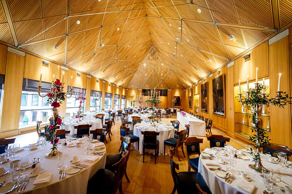 haberdashers hall london venues hire