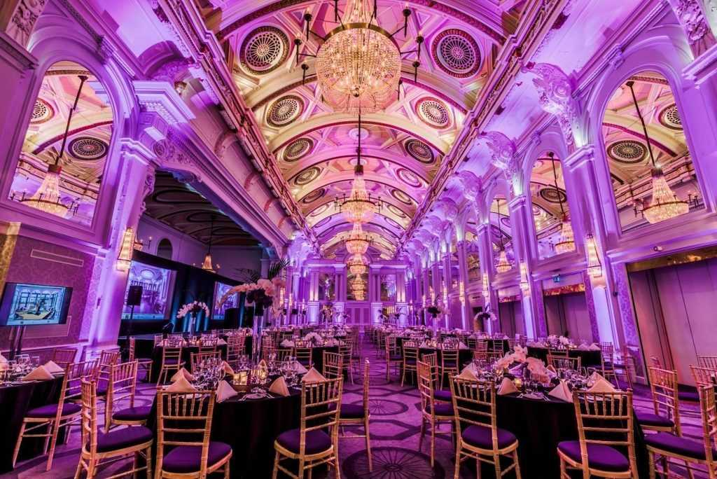 charity dinner london venues charity award venues