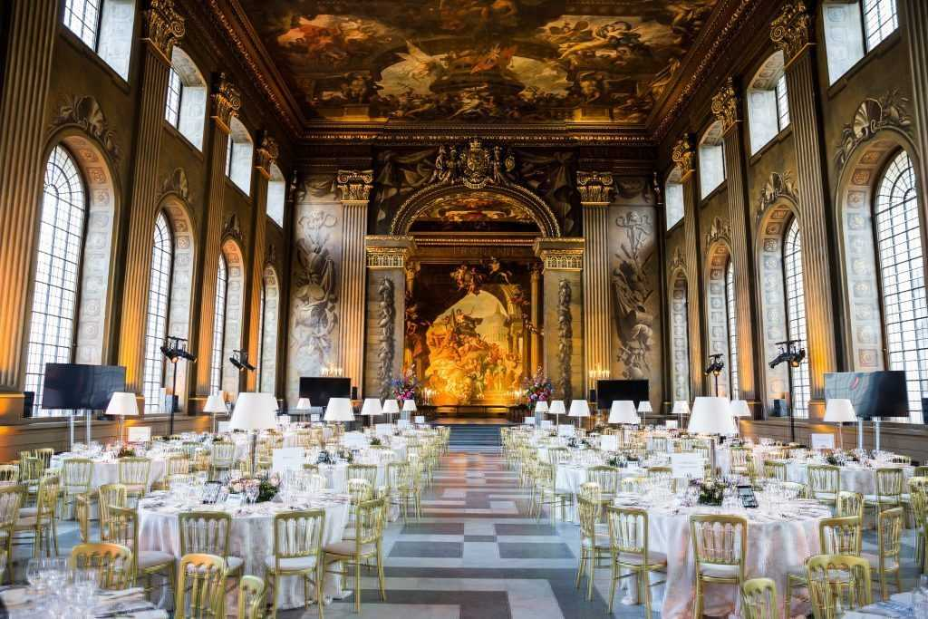 best halls for hire london