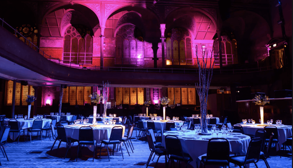 albert hall venue hire london