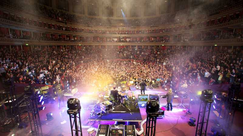 royal albert hall venue hire