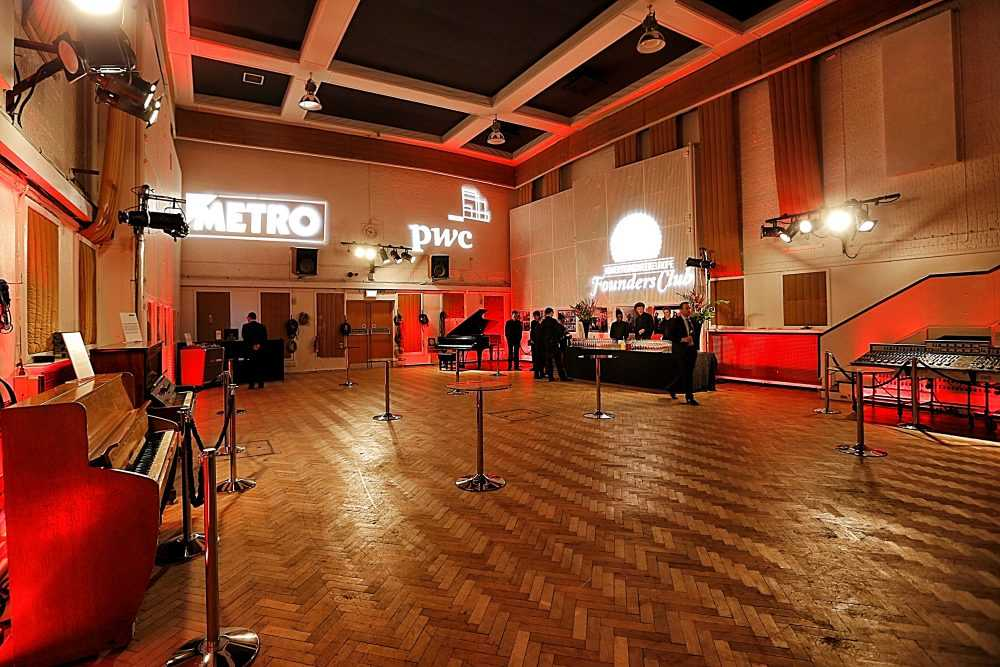 abbey road studios venue hire