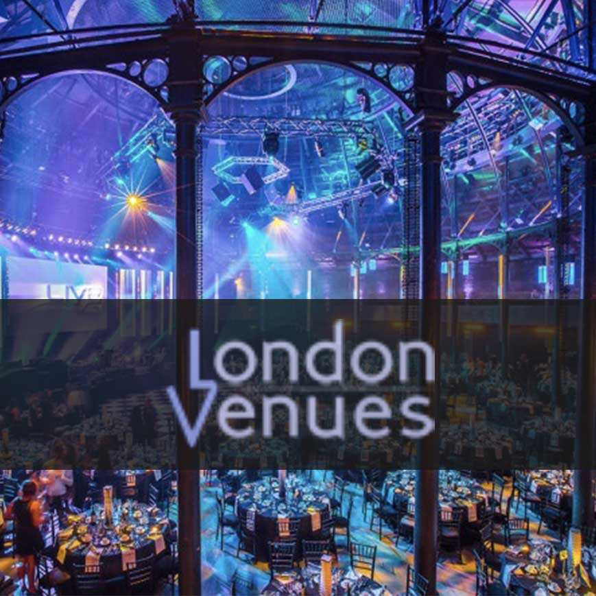 London Venues Search