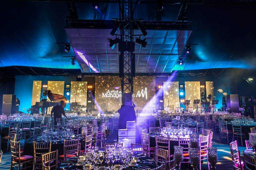 Bloomsbury Bigtop venue hire london venues
