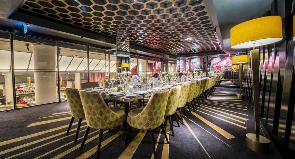 private dining venues london