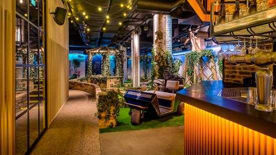 12 Funky Halls For Hire in London